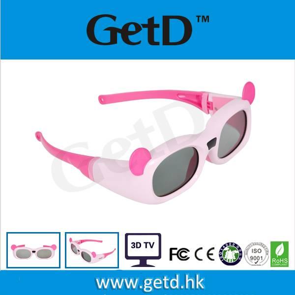 Kongfu Panda 3d electronic shutter glasses GH600IF1