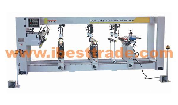 B3286 FOUR LINES MULTI-BORING MACHINE