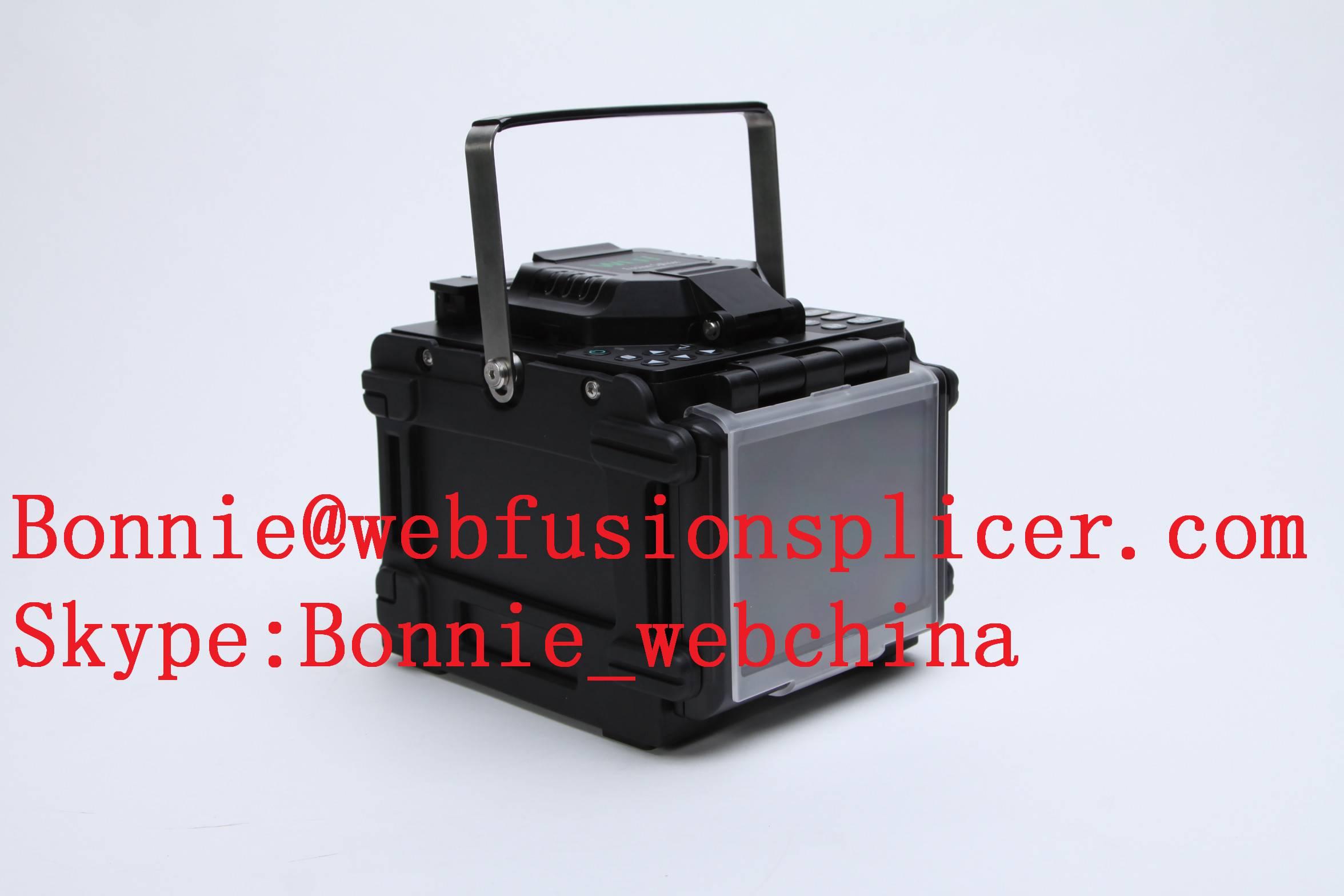 optical fiber fusion splicer, fiber optic fusion splicer, factory wholesale fiber optic equipment