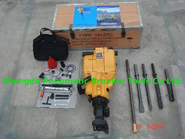 YN27C rock drill tool