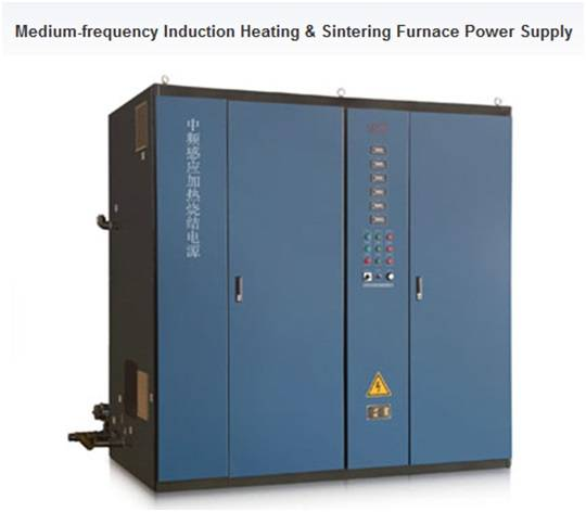 Medium-frequency Induction Heating & Sintering Furnace Power Supply
