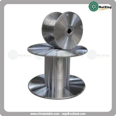 Metal flange process bobbin metal flange process reels metal flange process spool