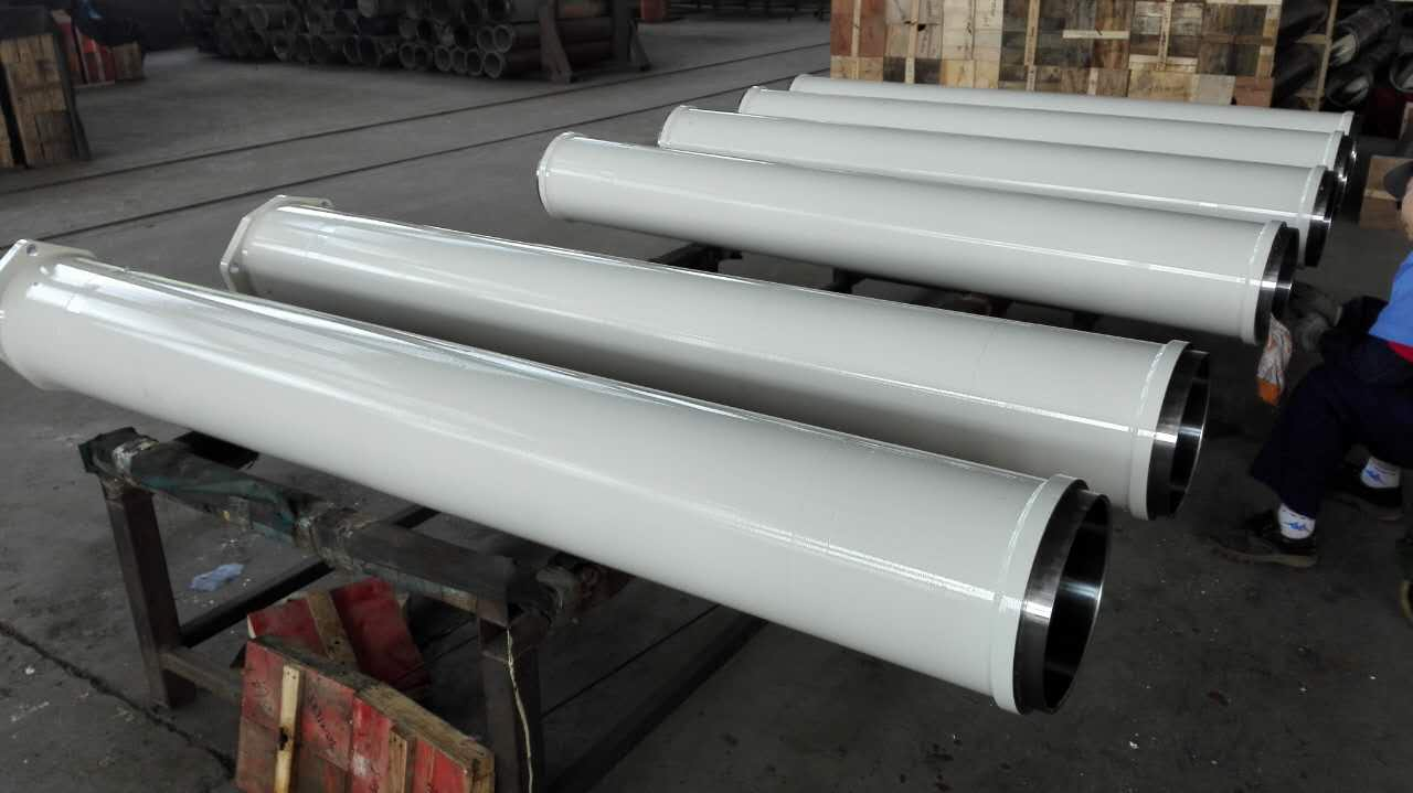 Zoomlion concrete cylinders
