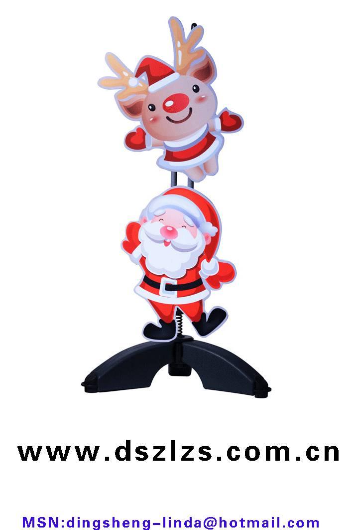 DS-DH Santa Claus stand