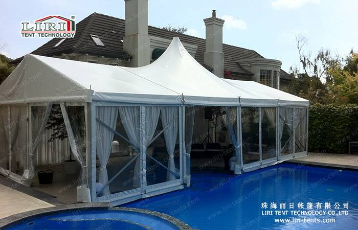 High peak tent structure for sale