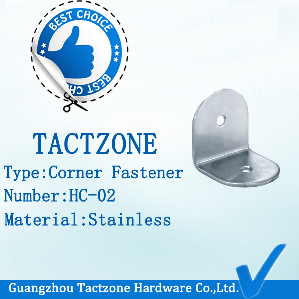 Wholesale Bathroom Partition Fittings Corner Fasteners for Door