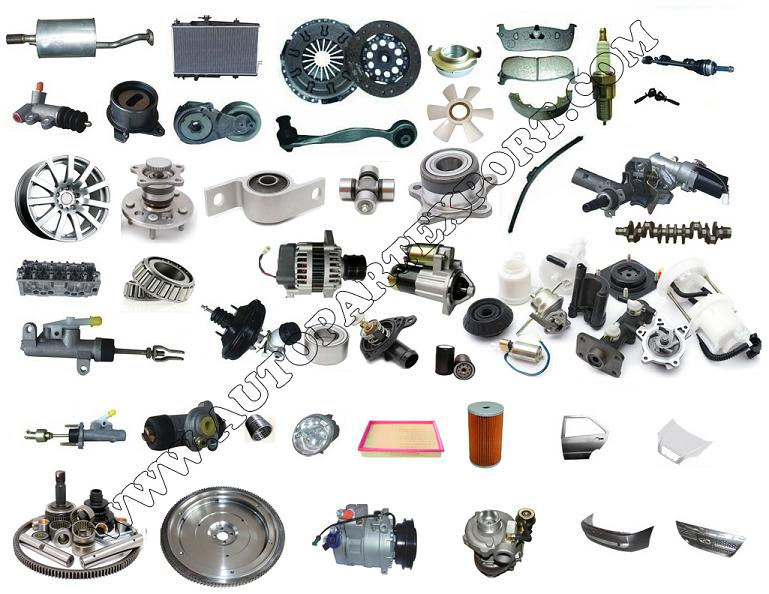 Supply China aftermarket auto spare parts/auto parts