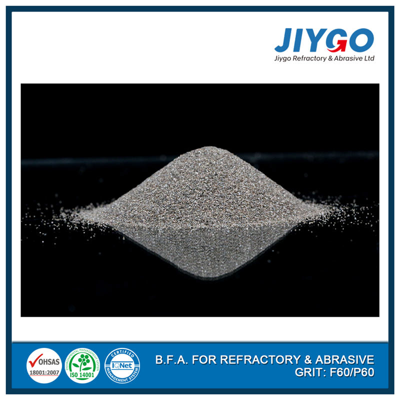 Jiygo Brown Fused Alumina for Abrasives & Refractories