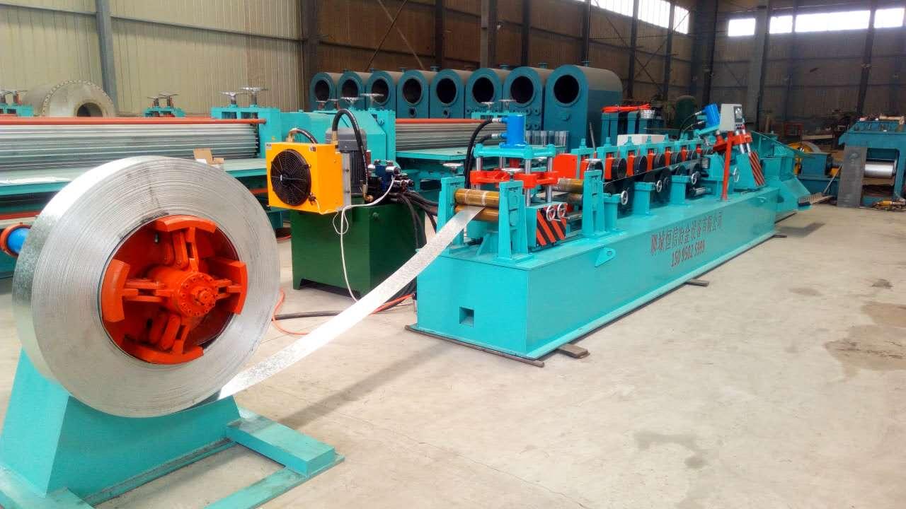 Steel coil retainer