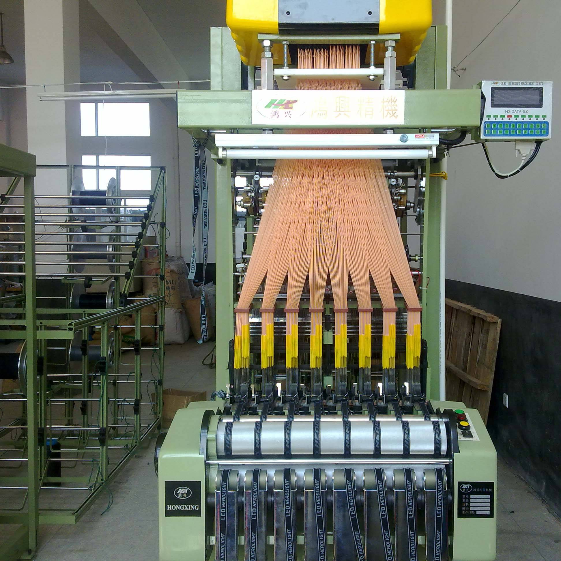 automatic high speed jakar/jacquard loom
