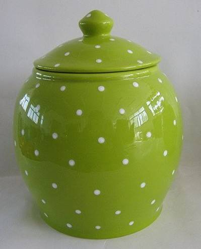 Ceramic airtight storage jar  / sealing pot