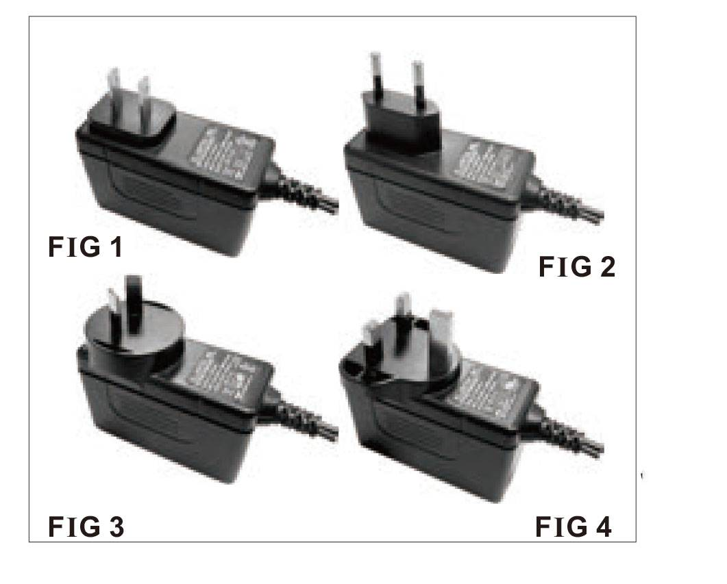 AGM018  18W Medical wall mount Adapter