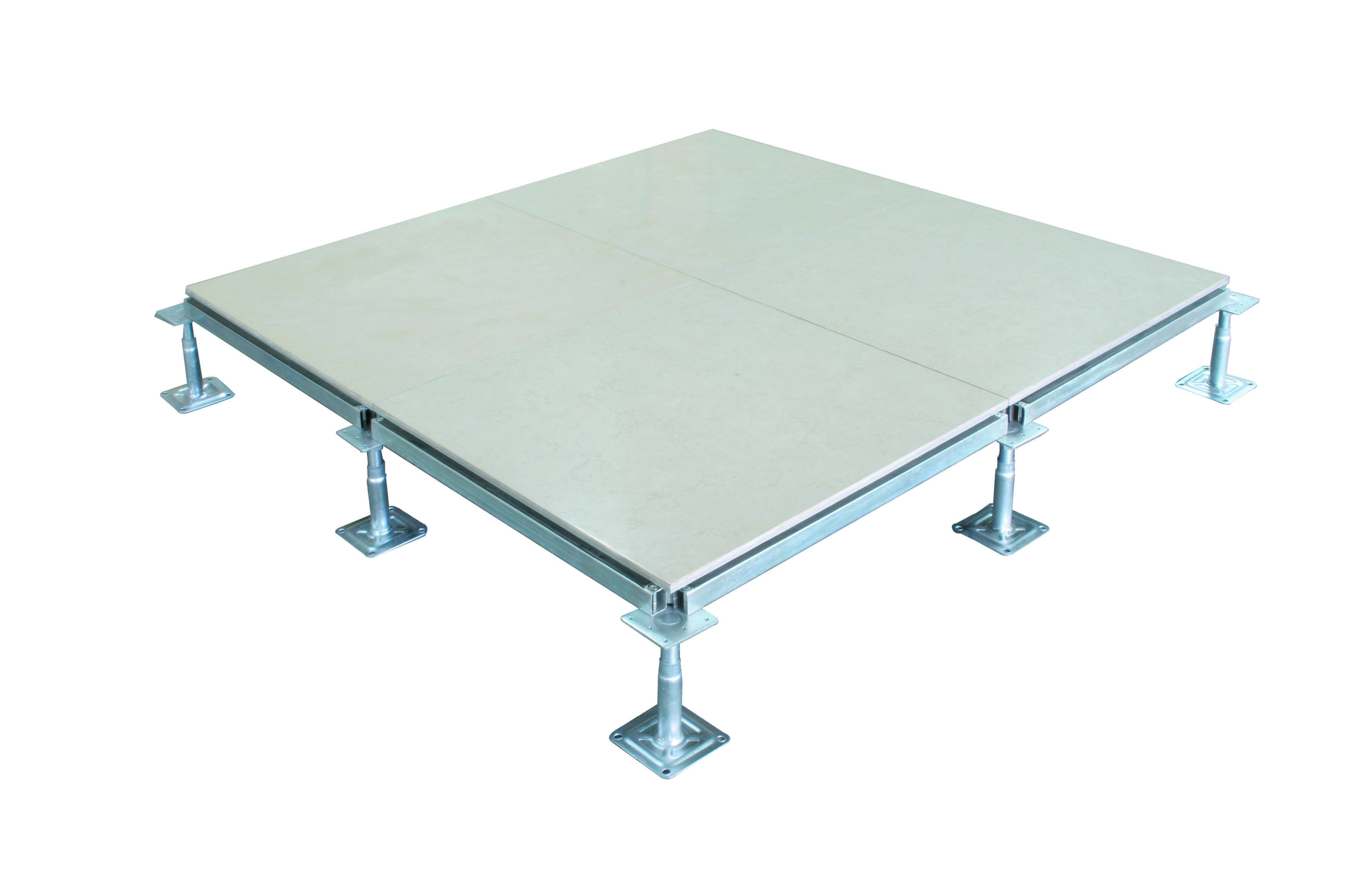 Steel Raised Floor with Ceramic Covering KOH 700