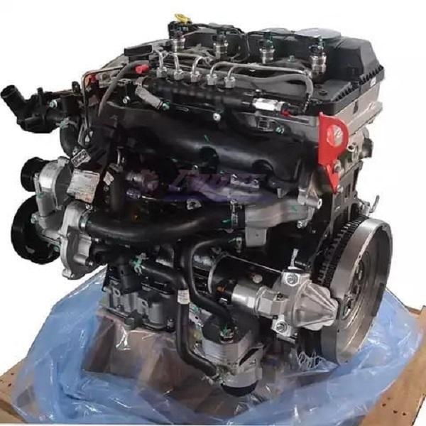 PUMA 2.4L engine