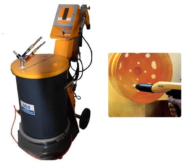 Electrostatic Powder Coating Machine for Metal
