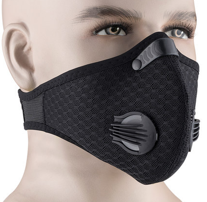 Five layers 99.88% filtering Dust-proof anti-fog FACE MASK