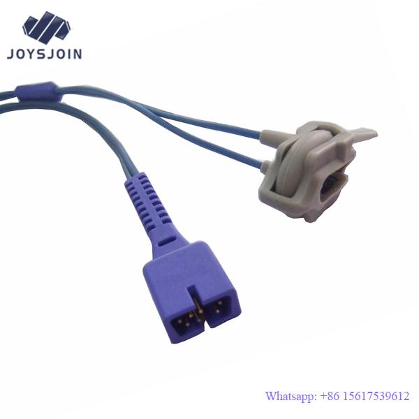 Nellcor DB9 Spo2 Sensor Neonate Silicone Wrap, 1m Spo2 Probe