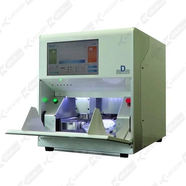 Dental CAD CAM System Milling Machine Dental Plus MC4D cnc machining 4 axes open system milling solu