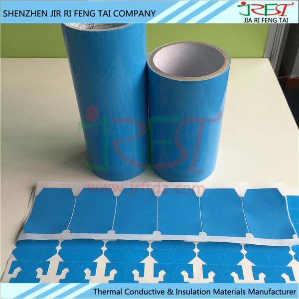 Strong Lasting Adhesion Free Sample Double Sided Adhesive Transfer Tape