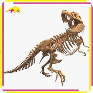 KANO2339 Theme Park Attractive Fake Dinosaur Skeleton Fossil