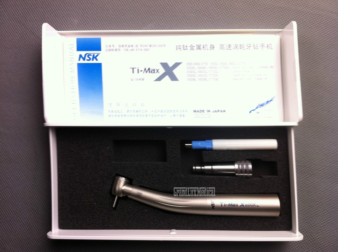 NSK Ti-Max X600KL Standard Head Handpiece