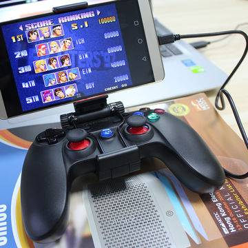2.4G Family Version Gamepad Support 3 Platforms
