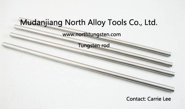 tungsten alloy rod