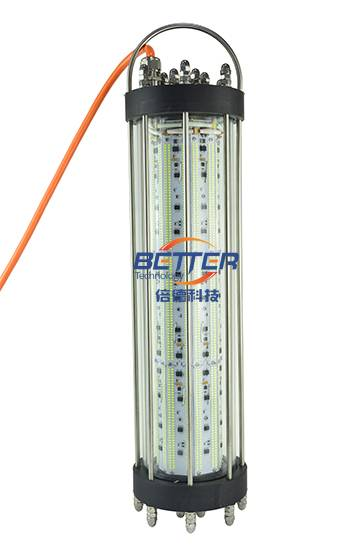 Brightness 2400W underwater Fishing gathering light LED fish light  ""
