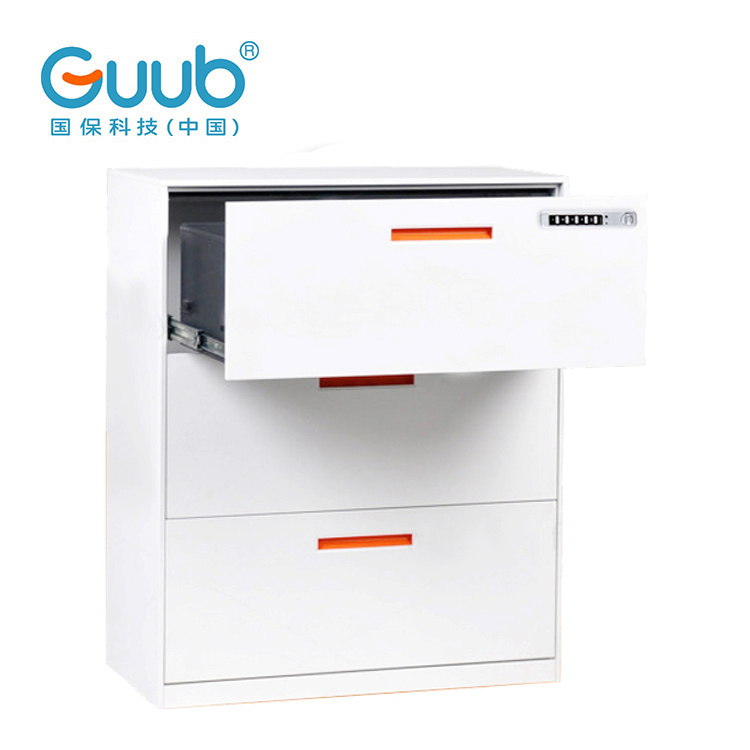 Hon lateral file cabinet multi drawers vertical steel metal storage lateral cabinet