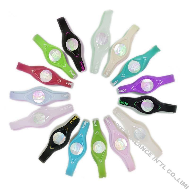 Hottest item for the 2010 Holiday Season Power Balance Silicone Bracelet