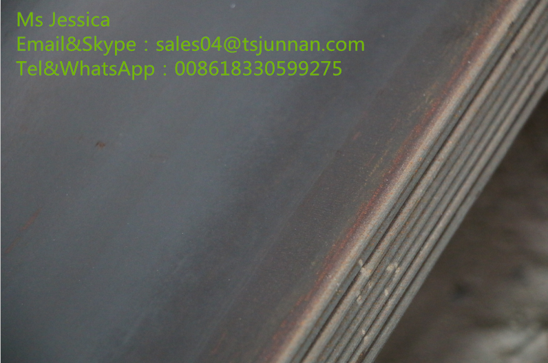 China Good Quality Hot rolled corten steel plate