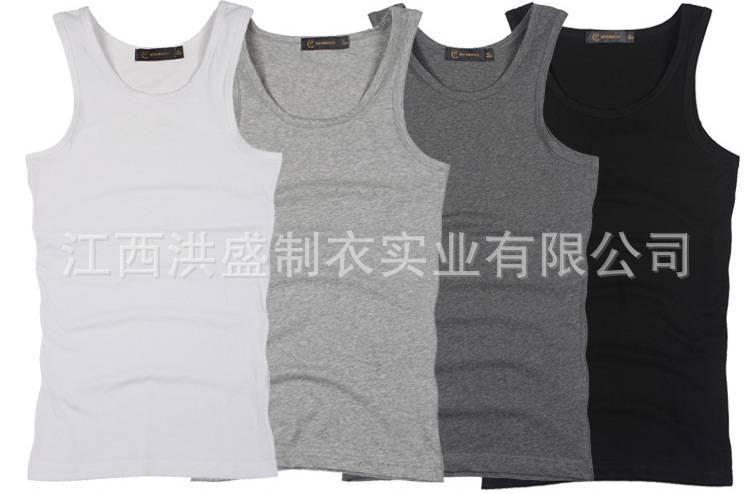 men's tank top, men's vest, men's gym stringer
