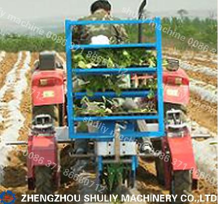 seedling transplanting machine