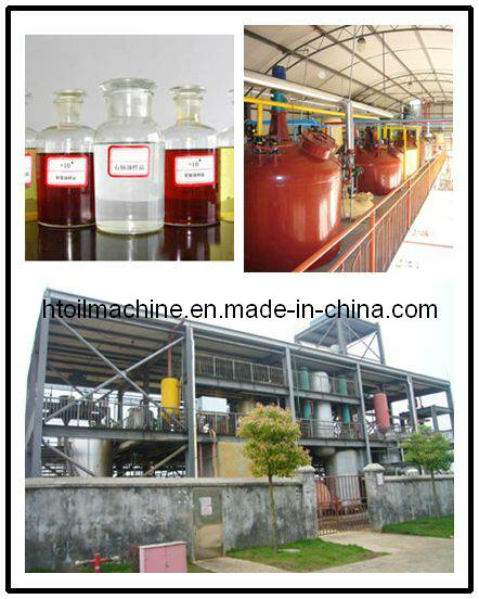 2016 China Huatai Brand New Type Technology Machine to Make Biodiesel / Biodiesel Production Plant /