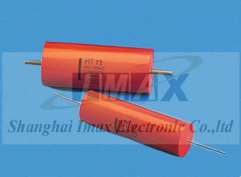 Type BAM Super High Voltage Polyester and Kraft Paper Film Capacitors