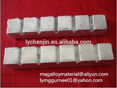 Mg-Ca20/ Magnesium Calcium Alloy/ Magnesium Rare Earth Alloy/ MGCA/ Mg Ca
