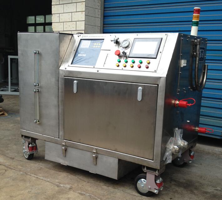 Hydraulic Oil Filter System