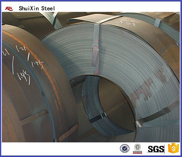 Hot Rolled Steel Strip in Coils for galvanized and plate