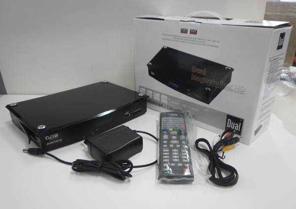 Special Offer, Two Scart Mpeg2 DVB-T Receiver, PVR, DVBT4818