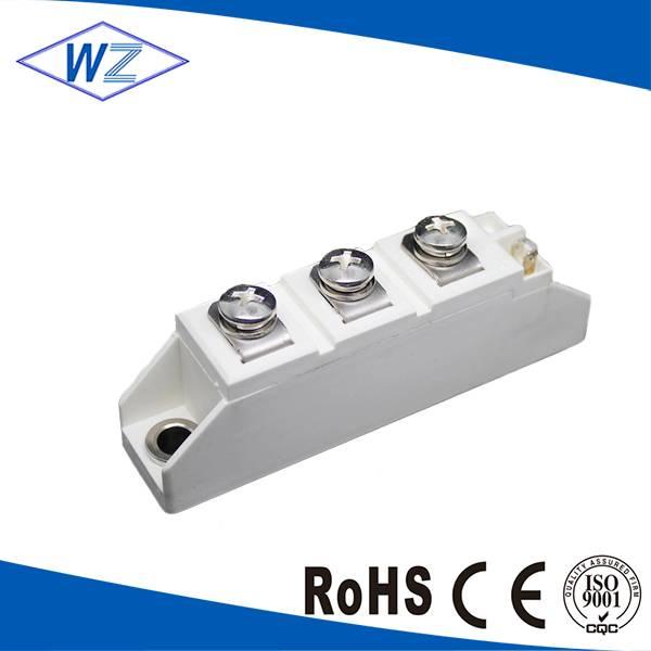 Semikron SCR thyristor module SKKT57