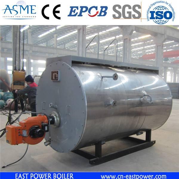 industrial coal biomass gas oil fired steam boiler manufacturer