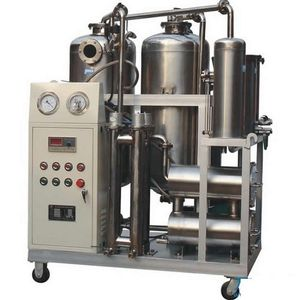 Insulating Oil Vacuum Purifier