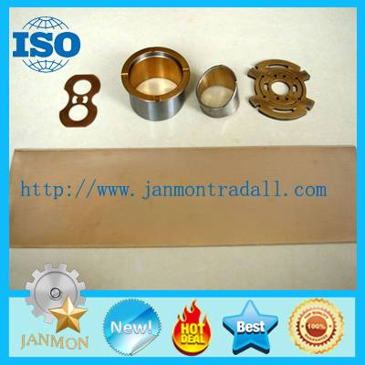 Bimetallic strips with oil grooves,Bimetallic materials,Bimetal materials,Bimetallic strips,Bushes
