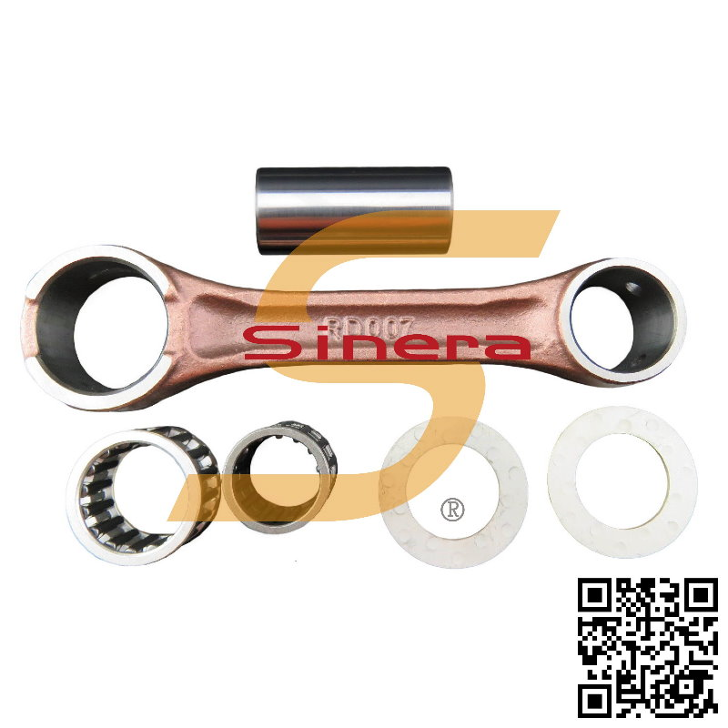 Yamaha 650/700/760/1100/1200 Jet SKi connecting rod kit 010-525 / 65T-11651-00 / 64X-11651-01
