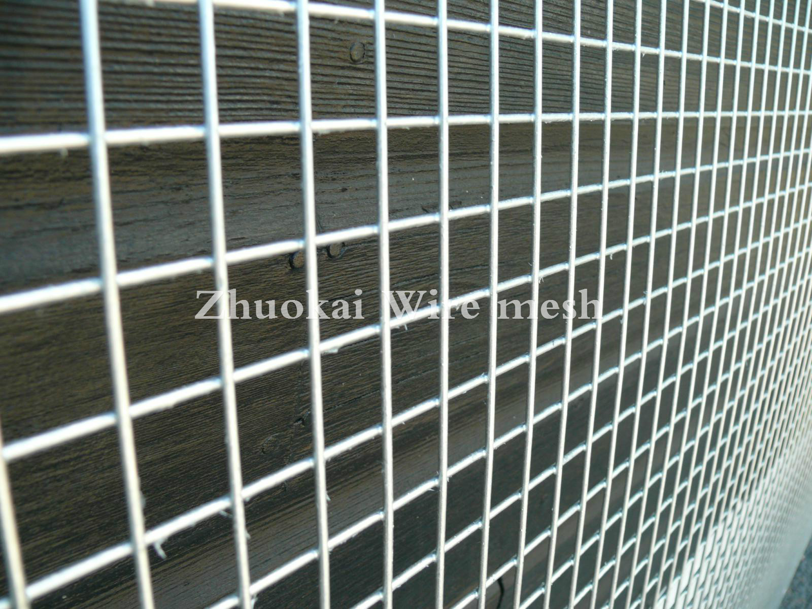 Hot Dipped Galvanized Welded Wire Mesh - Zhuokai Wire Mesh Product ...