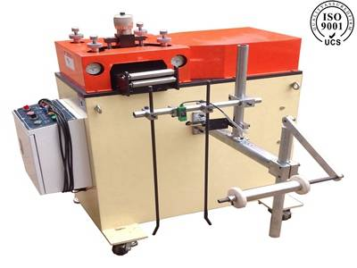 Precision Straightener for Thin Sheets
