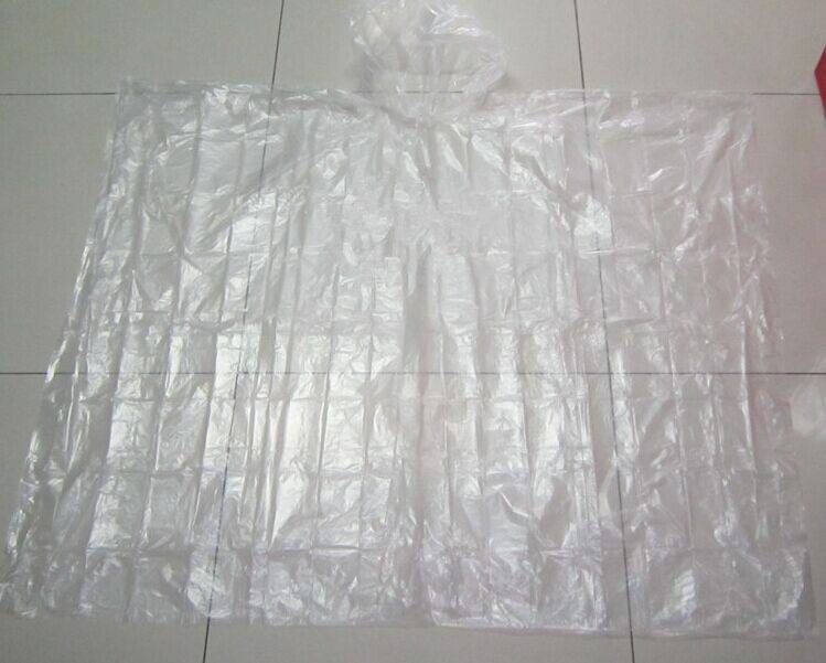 disposable poncho with very special high quality