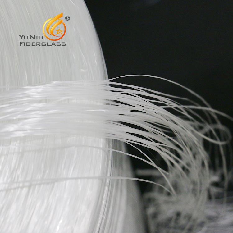 YUNIU supplier 4800Tex Glass Fiber Gypsum Roving