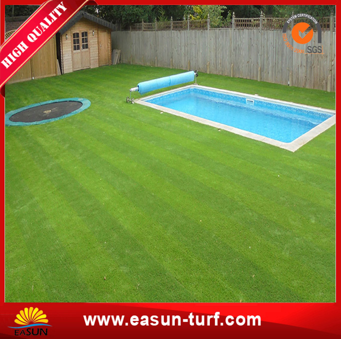 Landscape Decoration Fake Synthetic Turf for Garden-MY