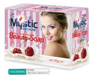 Mystic MOISTURIZING&WHITENING bar soap with olive